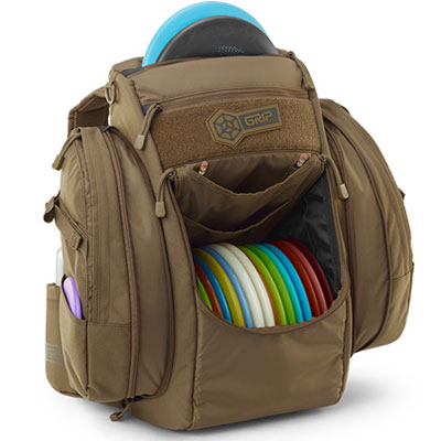 Disc Golf Bags Grip Eq Bx Series Sand